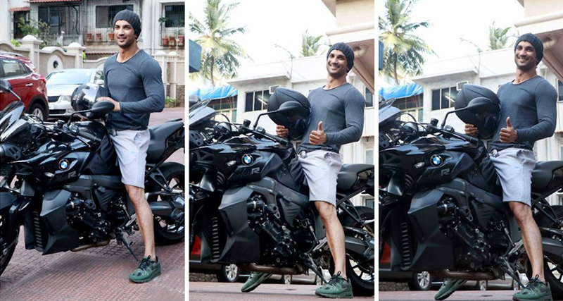 Sushant Singh bought this superbike, read the news