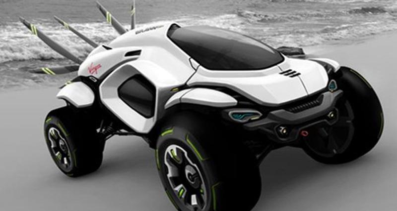 बिना पेट्रोल और डीज़ल के चलेगी भविष्य की यह कार