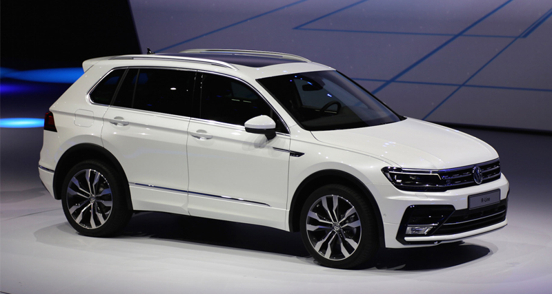 Volkswagen Tiguan सबसे सुरक्षित कार, मिली 5 स्टार रेंकिंग
