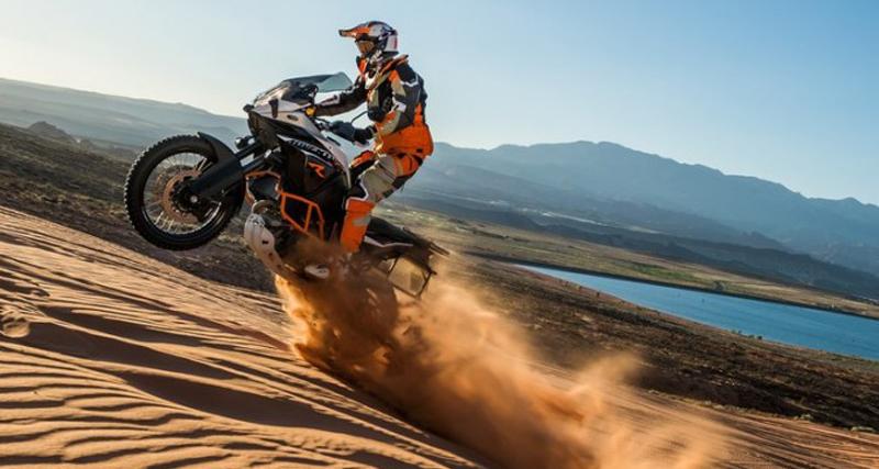 KTM जल्दी लाएगी 390 एडवेंचर मोटरसाइकिल