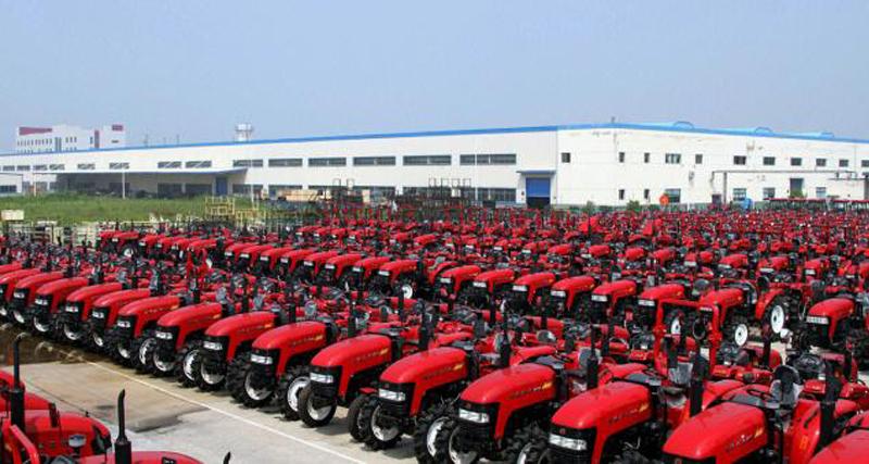 नोटबंदी से उबरा कृषि बाजार, बढ़ी ट्रैक्टर्स की सेल