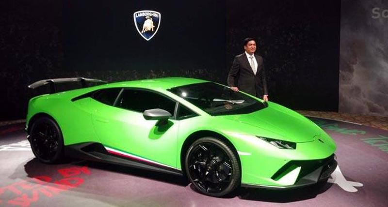 Lamborghini ने लाॅन्च की सबसे तेज रफ्तार सुपरकार