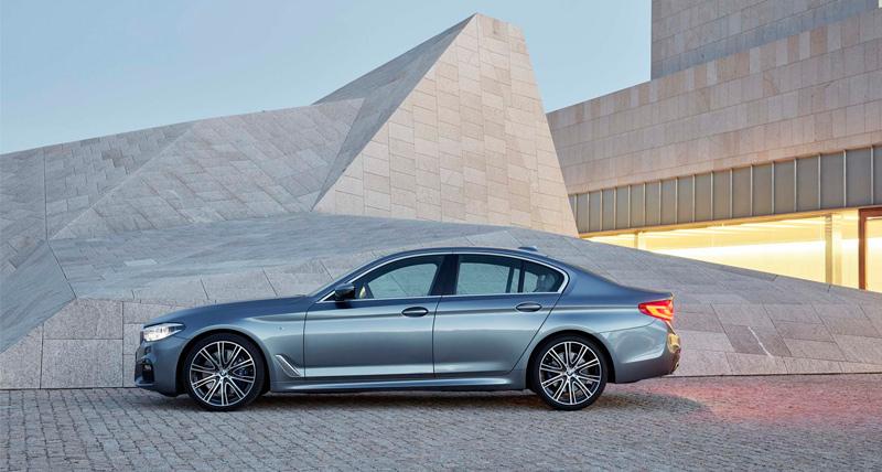 इस तारीख को लाॅन्च हो रही है 2017-BMW 5-सीरीज़