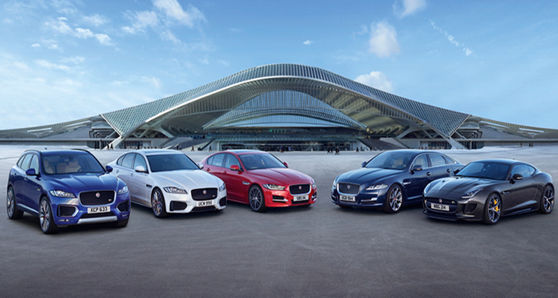 Iautoindia After The Gst Is Implemented Jaguar Luxury Cars Have