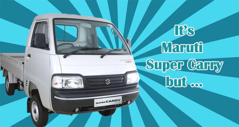 Maruti Super Carry: नाम काफी पॉपुलर लेकिन सेल में पिछड़ा