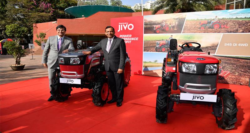 स्मॉल फार्मिंग के लिए लॉन्च हुआ Jivo Tractor