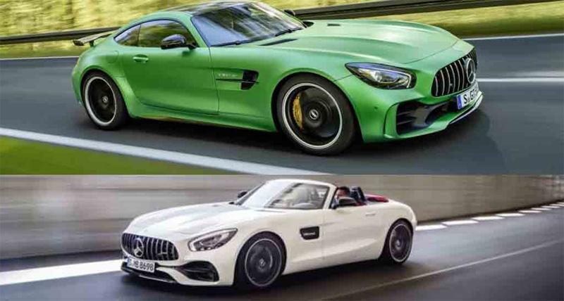 Mercedes-AMG की यह दोनों स्पोर्ट्स कार मचाएंगी धूम