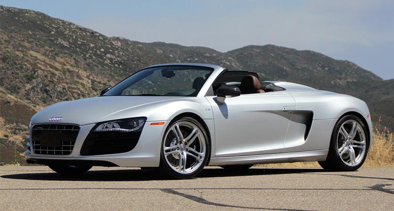 AUDI की इस स्पोर्ट्स कार का नहीं है कोई मुकाबला