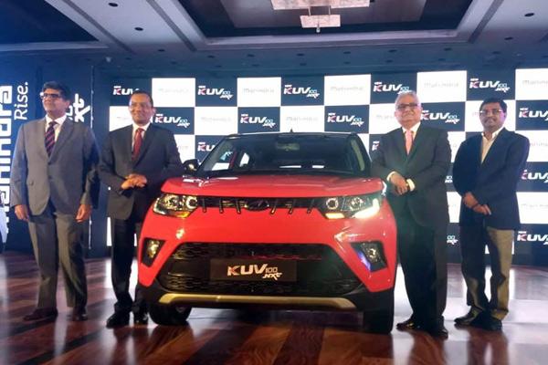 लॉन्च हुआ महिन्द्रा केयूवी 100 का फेसलिफ्ट मॉडल, ये हैं फीचर्स
