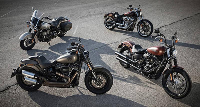 हार्ले-डेविडसन ने लॉन्च की 4 नई मोटरसाइकिलें, ये हैं इनकी खासियत