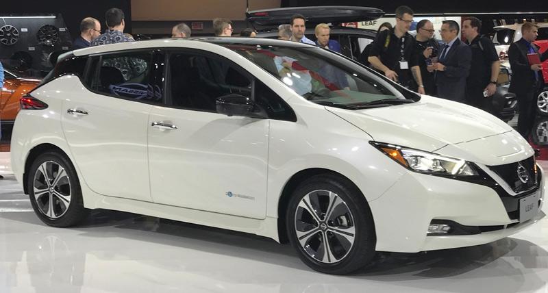 2018 निसान लीफ को यूरो NCAP क्रेश टेस्ट में मिले फाइव स्टार