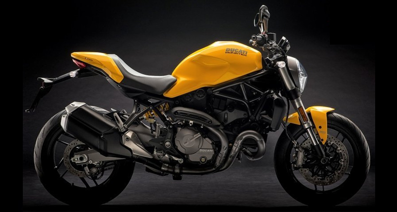2018 Ducati Monster 821 भारत में लॉन्च, कीमत...