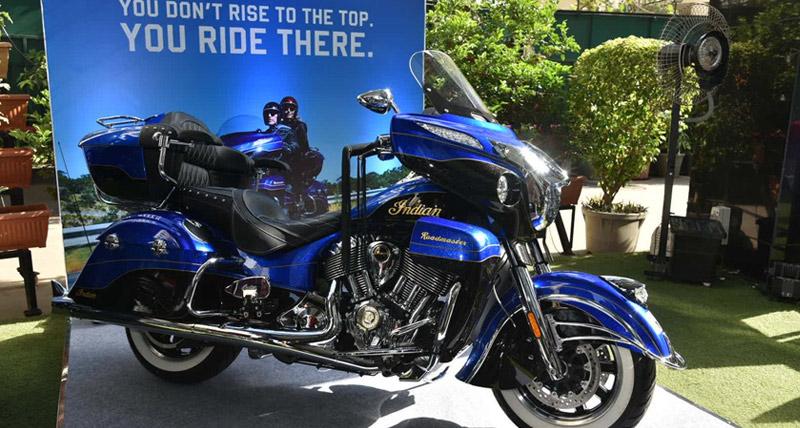 इंडियन मोटरसाइकिल ने लॉन्च की 2018 रोडमास्टर एलीट, इसे देगी टक्कर