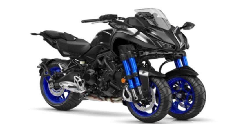 यामाहा की तीन पहिए वाली बाइक निकेन लॉन्च, जानें क्या है कीमत