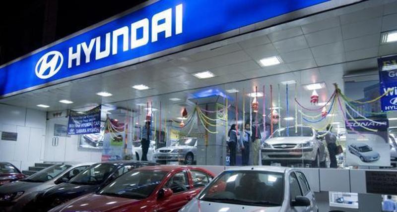 हुंडई मोटर इंडिया की बिक्री 11.44 फीसदी बढ़ी