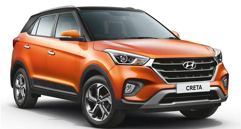 Hyundai Creta Facelift को मिला जबरदस्त रिस्पोंस, हुई इतनी बुकिंग