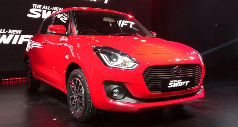 Made-In-India Maruti Suzuki Swift दक्षिण अफ्रीका में लॉन्च