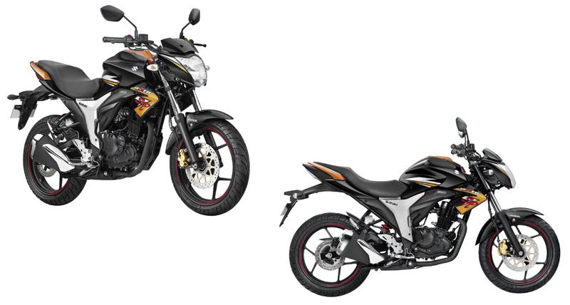 2018 Suzuki Gixxer SP और Gixxer SF SP भारत में लॉन्च