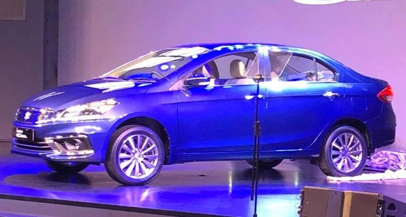 Maruti Suzuki ने भारत में लॉन्च की 2018 Ciaz, कीमत...