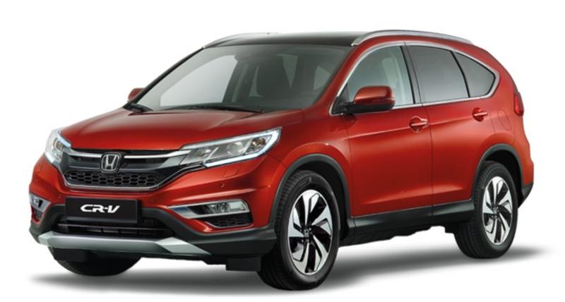 Honda CR-V India की लॉन्च डेट हुई Reveal