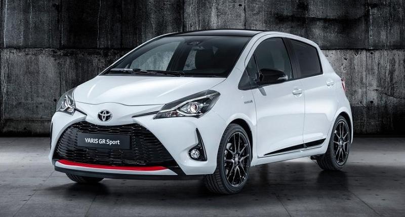 नए Toyota Yaris GR Sport और Y20 मॉडल्स Unveil