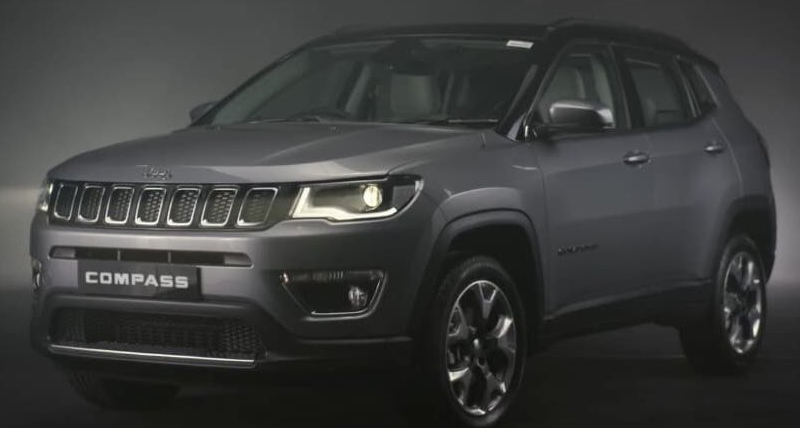 Jeep Compass Limited Plus Edition भारत में लॉन्च, कीमत...