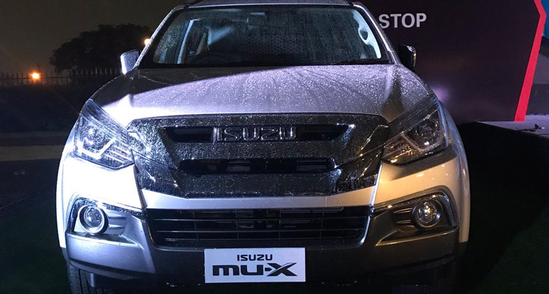 Isuzu Motors ने भारत में लॉन्च की नई MU-X SUV