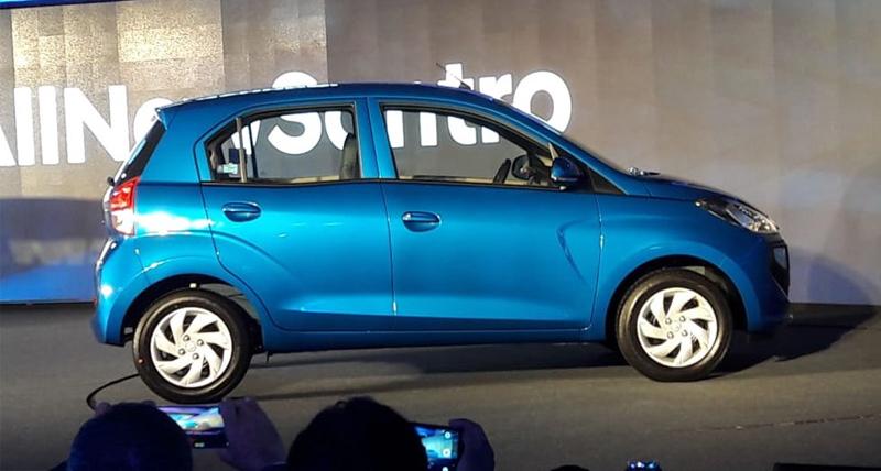 New 2018 Hyundai Santro लॉन्च, इन कारों को देगी टक्कर