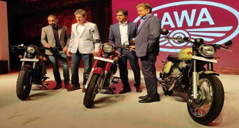 JAWA इंडिया ने लॉन्च की 3 नई बाइक्स, इस BIKE से होगी टक्कर