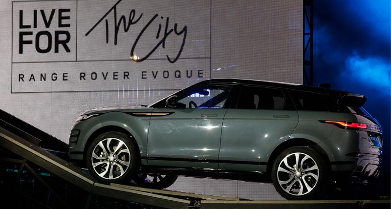 Tata-owned Jaguar Land Rover ने लॉन्च किया नया Luxury SUV