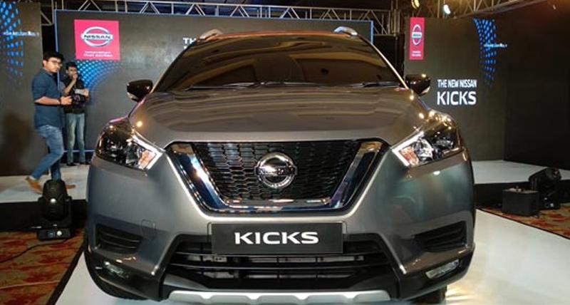 जल्द लॉन्च हो सकता है Nissan का यह SUV Kicks
