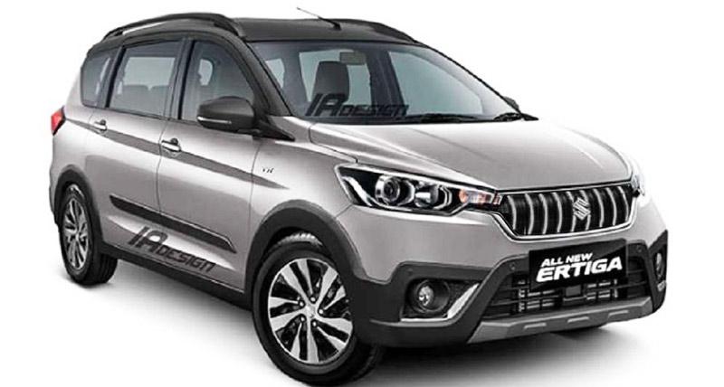 जानें, कब होगी 2019 Maruti Suzuki Ertiga Cross लॉन्च और खासियत