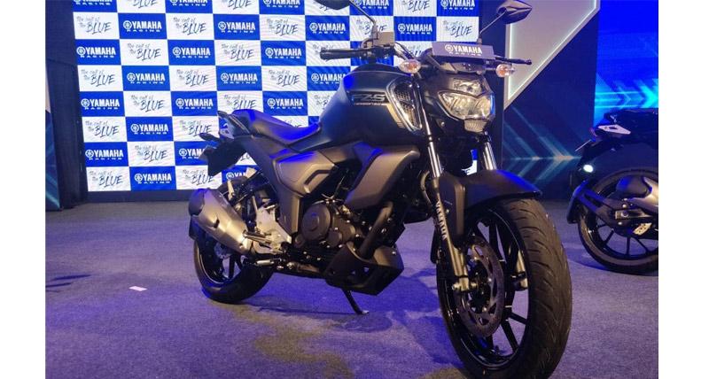 2019 Yamaha FZ और FZ-S V3.0 भारत में लॉन्च