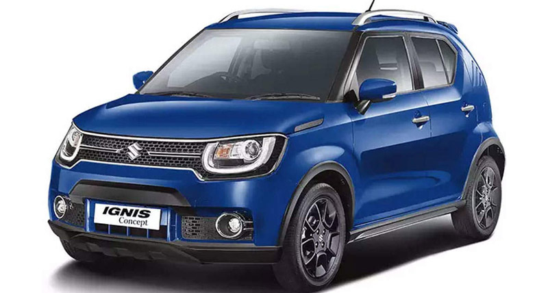 2019 Maruti Suzuki Ignis भारत में लॉन्च, कीमत...