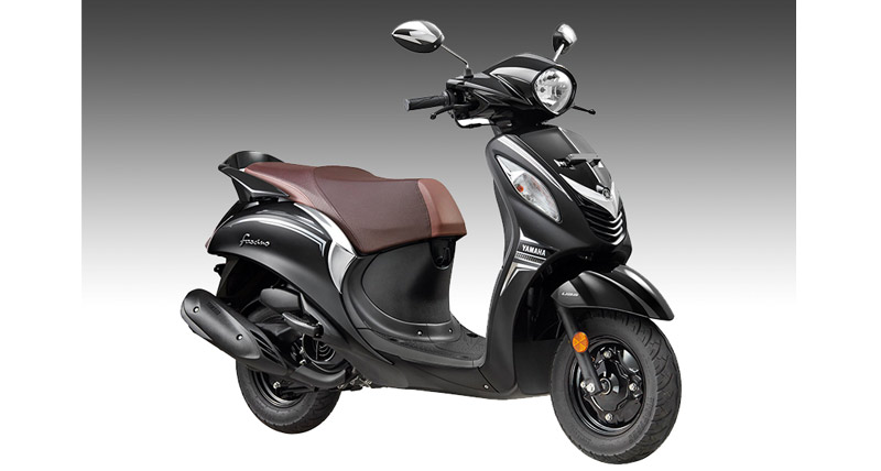Yamaha Fascino Darknight Edition भारत में लॉन्च, कीमत...