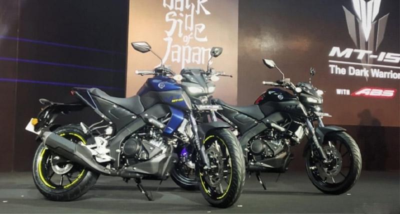 Yamaha ने लॉन्च की MT-15 मोटरसाइकिल, कीमत...
