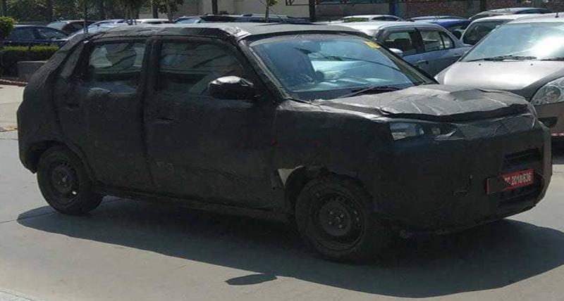 मारुति की नई आल्टो SUV टेस्टिंग के दौरान हुई स्पॉट,जानिए कब होगी लॉन्च!