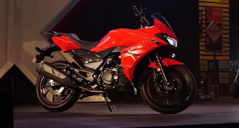 Hero Xtreme 200S Faired Motorcycle भारत में लॉन्च, ये है कीमत