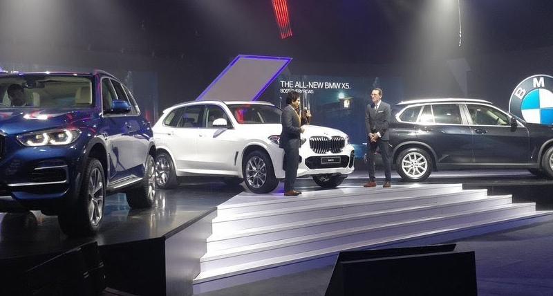 2019 BMW X5 SUV भारत में लॉन्च, इनसे मिलेगी चुनौती