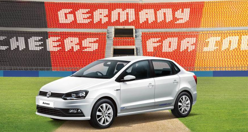 Volkswagen ने Polo, Vento और Ameo के Cup Edition किए लॉन्च