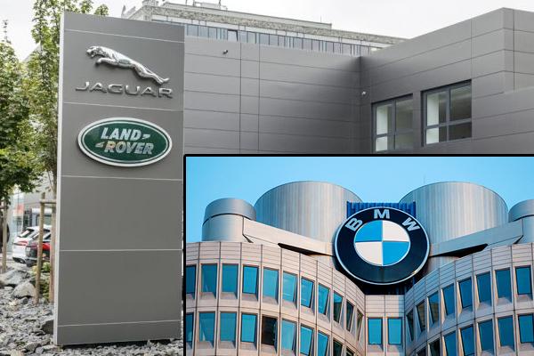 जगुआर लैंड रोवर, बीएमडब्ल्यू ने इलेक्ट्रिक वाहनों के लिए मिलाया हाथ