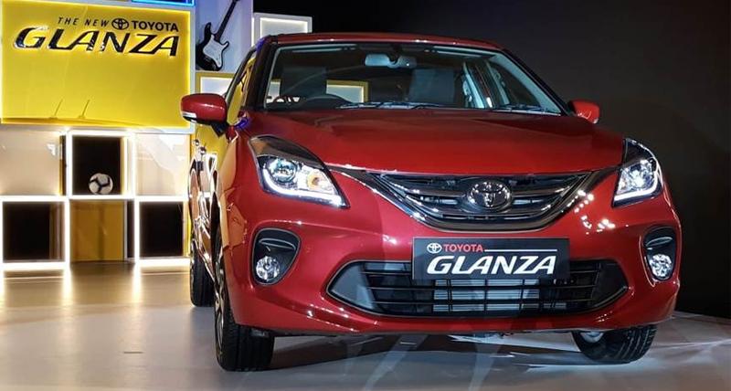 Toyota Glanza भारत में Introduce, जानें कार की कीमत और खासियत
