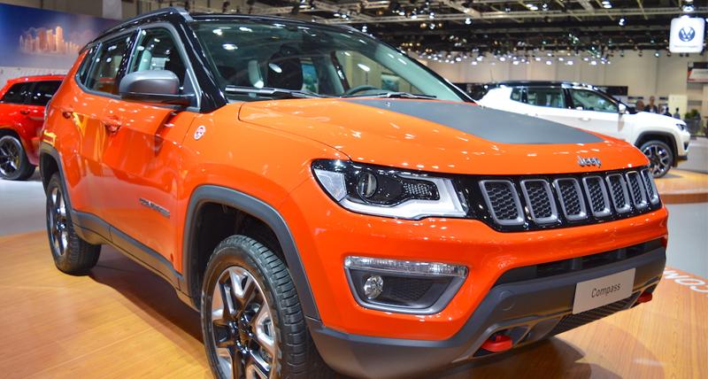 Jeep Compass Trailhawk भारत में लॉन्च, ये है कीमत और फीचर्स