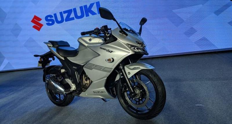 तय हुआ Suzuki Gixxer SF 250 की लॉन्चिंग का समय, जानें...