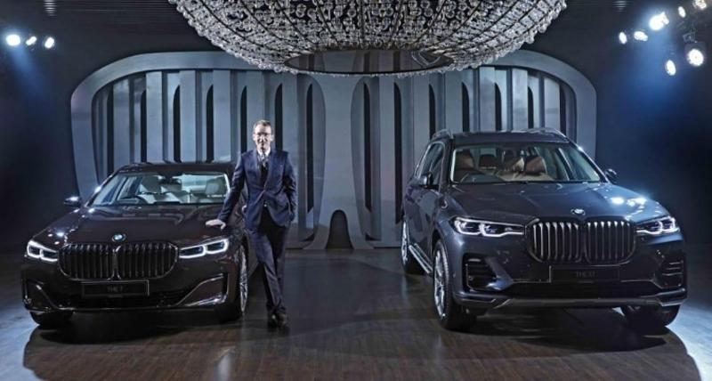 BMW 7 Series Facelift भारत में लॉन्च, ये है कीमत
