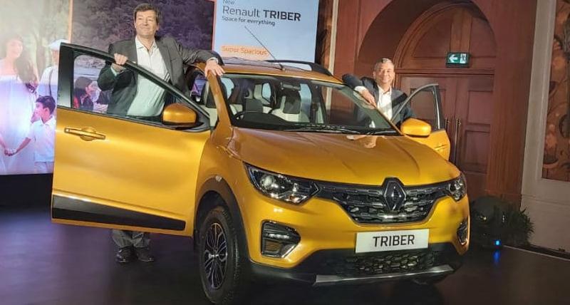 Renault Triber भारत में लॉन्च, ये है कीमत और फीचर्स, इनसे होगा मुकाबला