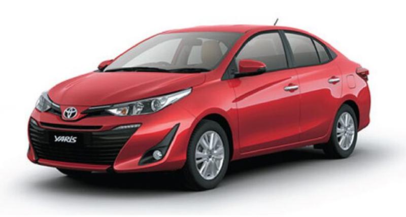 Toyota Yaris V Optional dual-tone variant भारत में लॉन्च, कीमत...