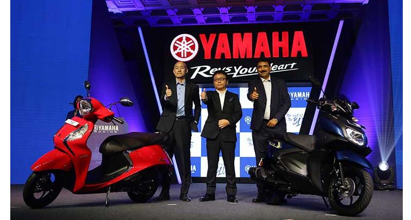 Yamaha Ray ZR 125 Fi और Street Rally 125 Fi का शोकेस, लॉन्चिंग...
