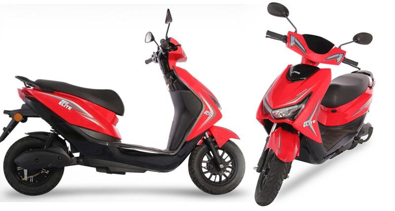 Ampere Reo Elite Electric Scooter लॉन्च, ये है कीमत और फीचर्स