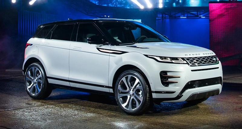 भारत में इस दिन लॉन्च होने जा रही है नई Range Rover Evoque, जानें...